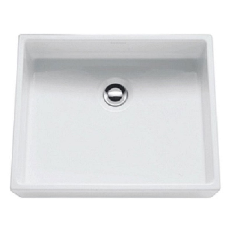 kohler single basin kitchen sink kohler rustique single bowl kitchen sink 19945w 8821